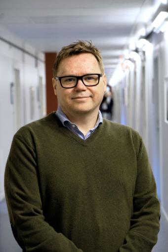 Mattias Elg, professor i kvalitetsteknik, Linköpings Universitet.