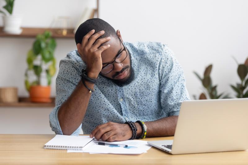 Allt fler känner psykiskt obehag inför jobbet