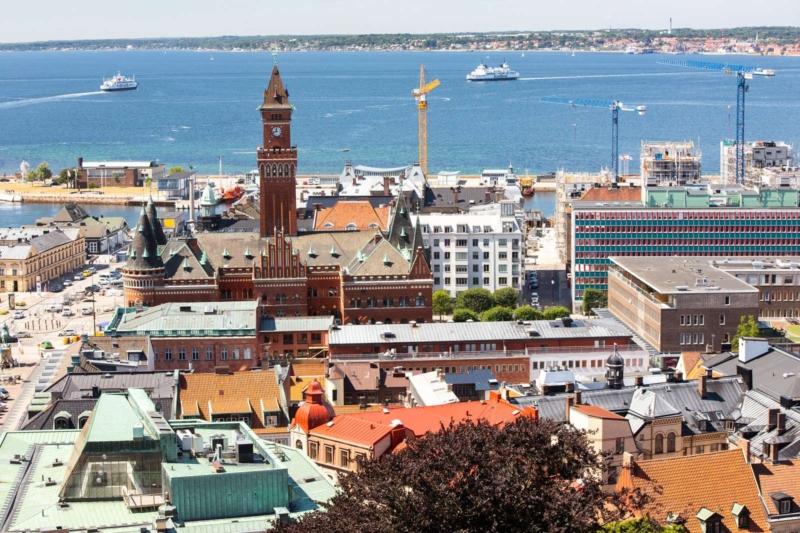 Helsingborg tog andraplats i EU:s innovationstävling