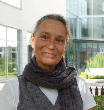 Sofia Brunér kvalitetschef Skövde kommun.