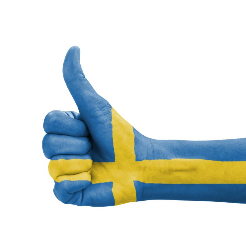 Sverige bäst i världen på digital samhällsomvandling