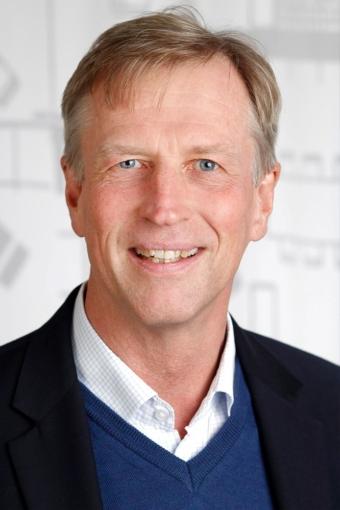 Pontus de Laval, teknologichef Saab.