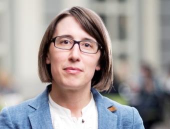 Sara Melén Hånell, forskare Handelshögskolan Stockholm.