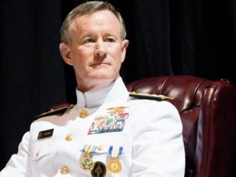 William H.McRaven var fyrstjärning amiral i den amerikanska flottan.