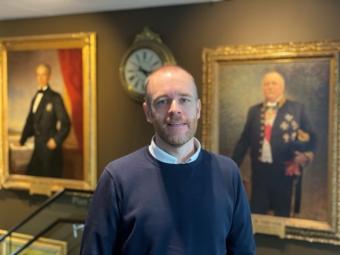 Fredrik Lindblom SJ ser fördelar med revision på distans.