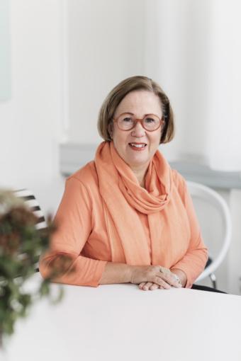 Madeleine Sjöstedt, generaldirektör Svenska institutet.
