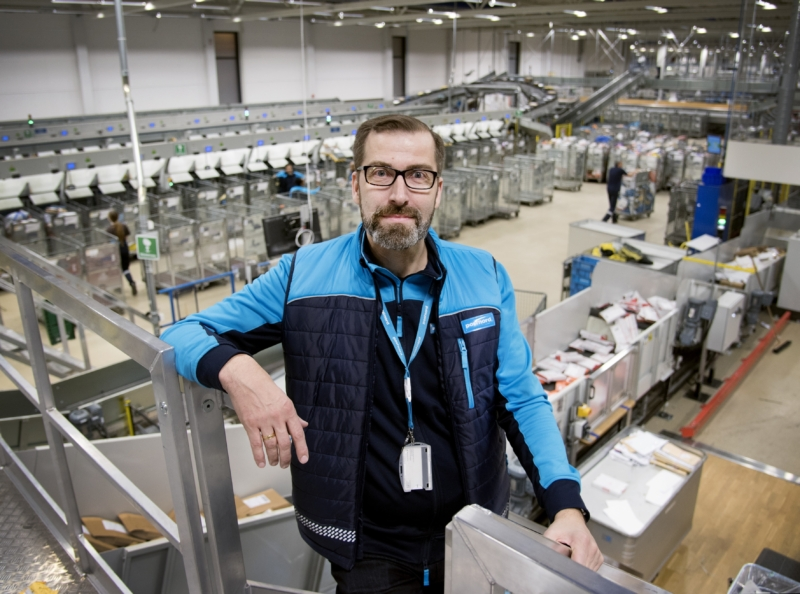 Postnord slår paketrekord mitt i kvalitetsresan