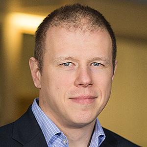 Lars Löfgren, Försvarshögskolan.