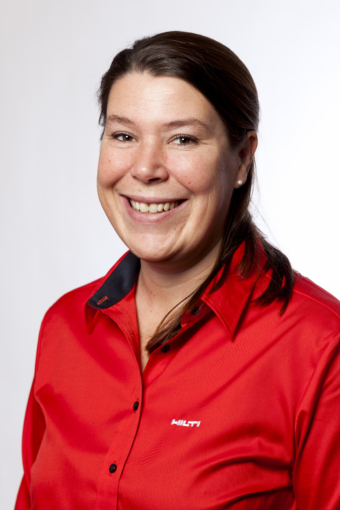 Linda Blixt, Hilti.