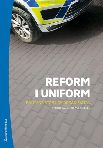 Omslaget till boken Reform i uniform.