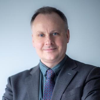 Patrick Joyce, chefekonom Almega.