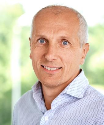 Henrik Edman, direktör Kvalitetsmässan.