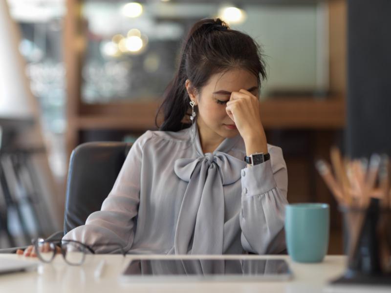 Många unga chefer vantrivs och mår dåligt