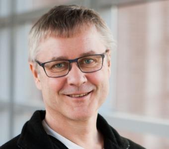 Anders Nilsson, forskningsingenjör Högskolan Väst.