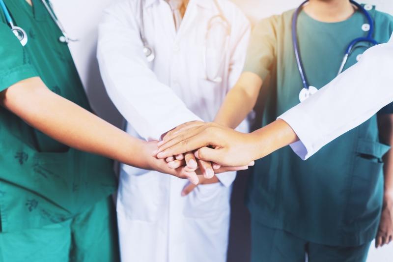 Pandemin gav nya arbetssätt i vården
