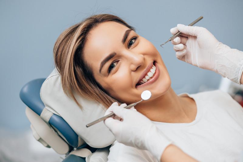 Nöjda kunder ännu nöjdare med tandvården