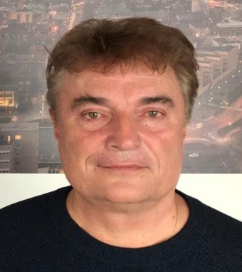 Ivan Obrovac, expert och rådgivare, Tillväxtverket.
