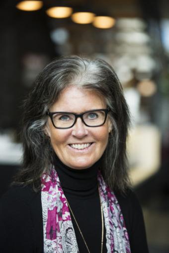 Lena Bjuhr Erngren, kvalitets- och verksamhetschef inom äldreomsorgen i Sigtuna.