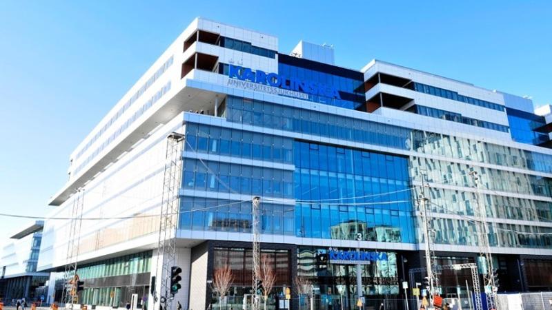 Karolinska på topp tio-listan över världens bästa sjukhus