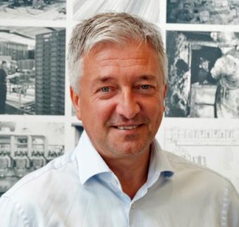 Jörgen Backersgård, ordförande Swetic.