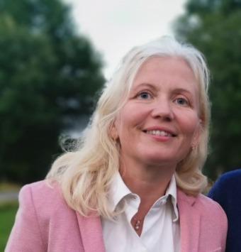 Yvonne Lagrosen.