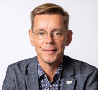 Peter Sikström, generalsekreterare SPF Seniorerna.