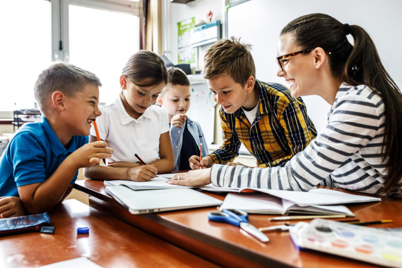 Skolan struntar i att utvärdera undervisningen