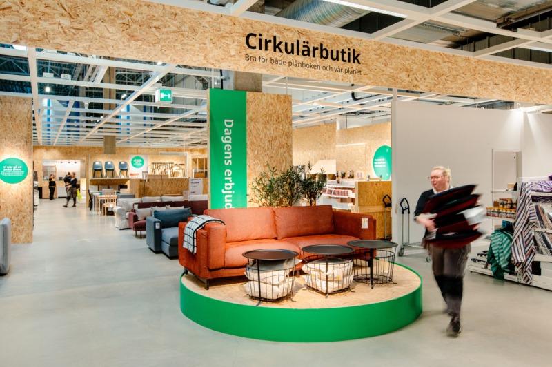 Ökad innovationsgrad under pandemin med Ikea i topp