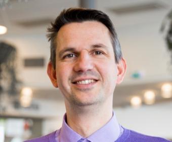 Joeri van Laere, krisforskare vid Högskolan i Skövde.
