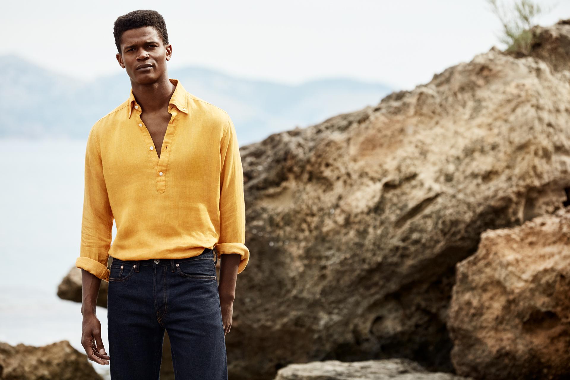 Etons skjortor håller länge och är nästa generations vintageskjortor.