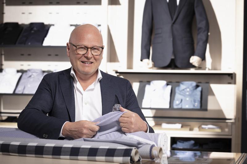 Chefens förändrade ledarstil blev nystart för Eton Skjortor