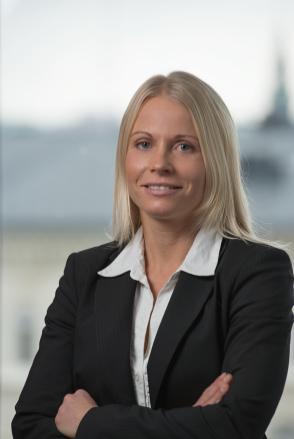 Sofia Andersson, Sverigechef Mercell.