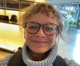 Anna Laurin, projektledare, Lindholmen Science Park.