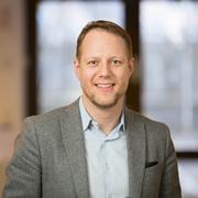 Björn Nilsson, projektledare, Sis.