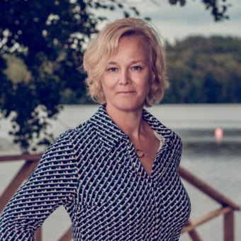 Anna Edshage, ansvarig Kvadrats Göteborgskontor.
